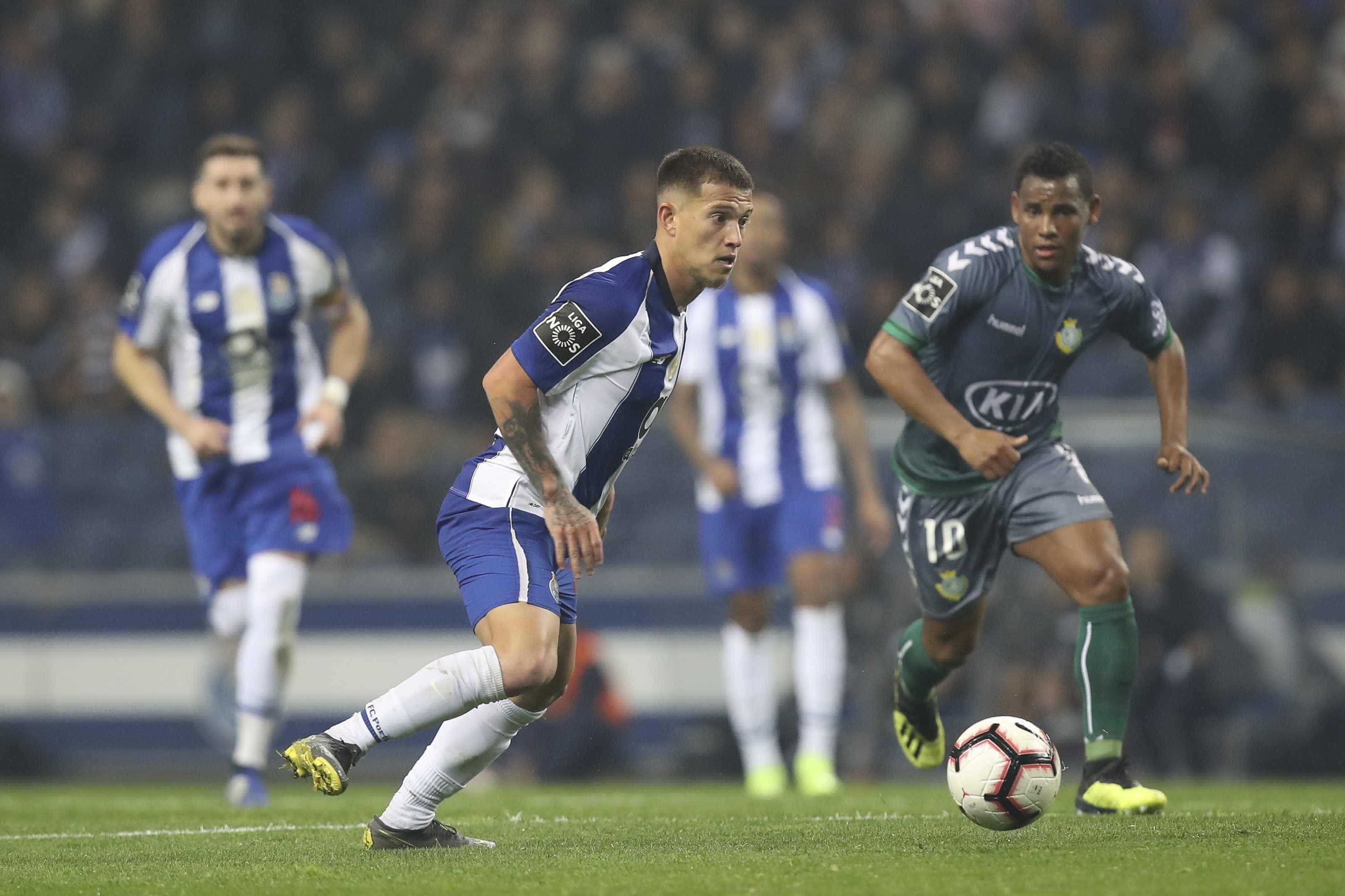 Éber Bessa responde ao FC Porto e pondera avançar para a justiça