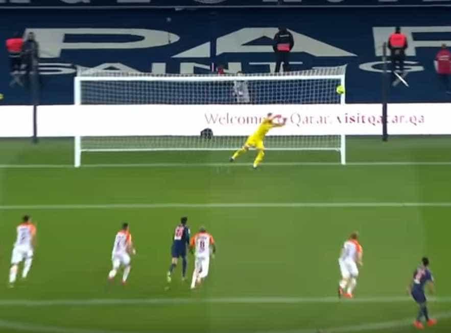 Este livre de Di María é um dos melhores golos da sua carreira