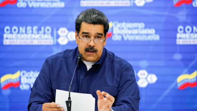 Maduro anuncia fecho total de fronteira com Brasil a partir de hoje