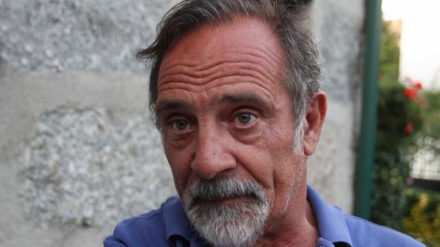 Ator António Capelo é o mandatário nacional do BE. Campanha lançada hoje