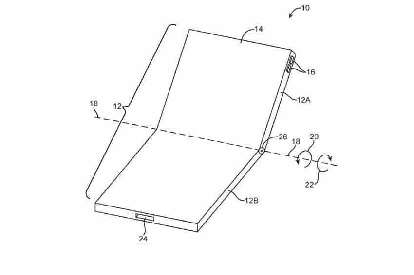 Samsung não ficará sozinha. Apple também planeia smartphone dobrável