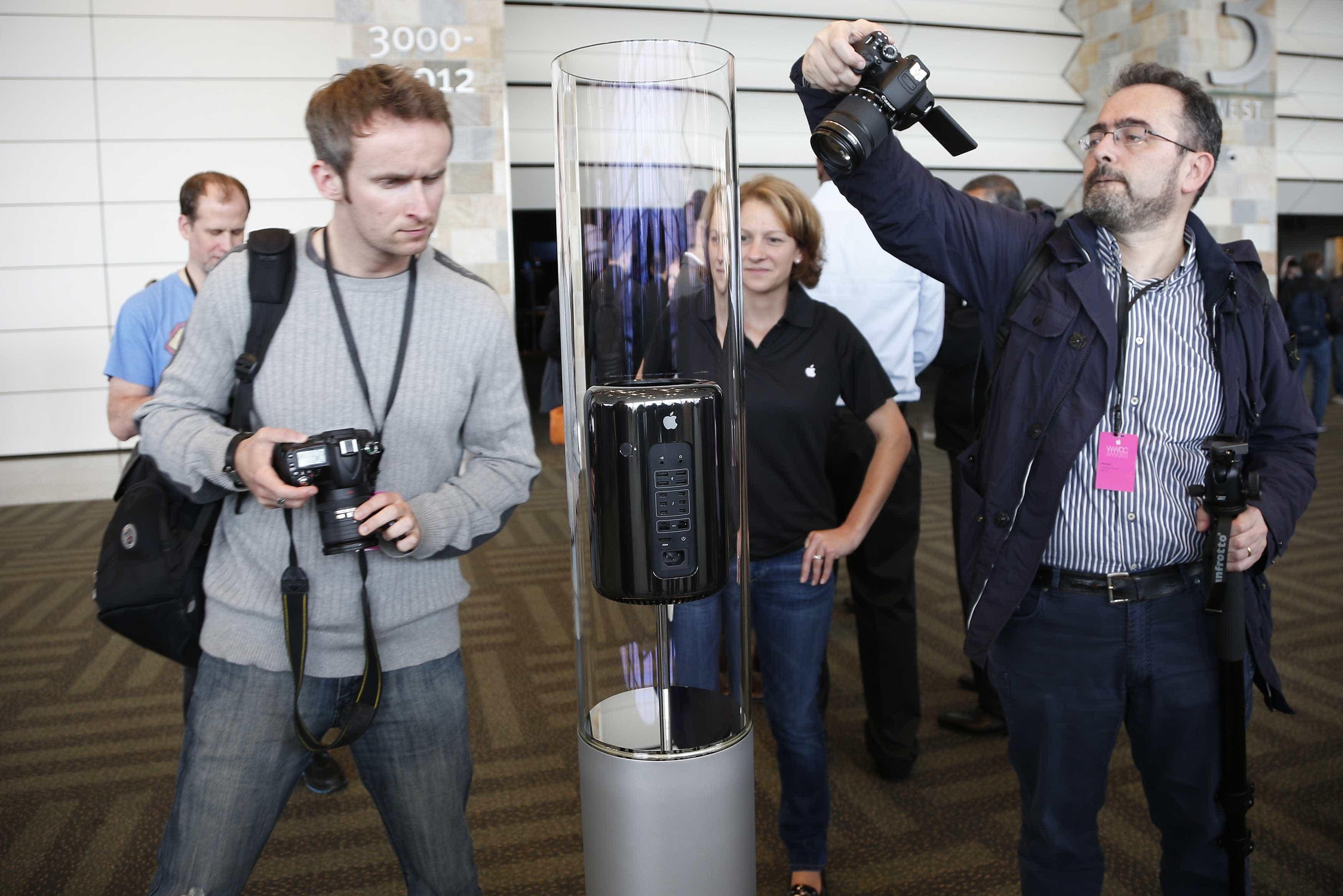 Apple aponta novo computador para junho