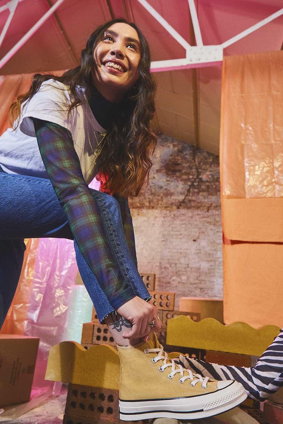 Converse apresenta cores rebeldes da estação e linha 70's Vintage Canvas