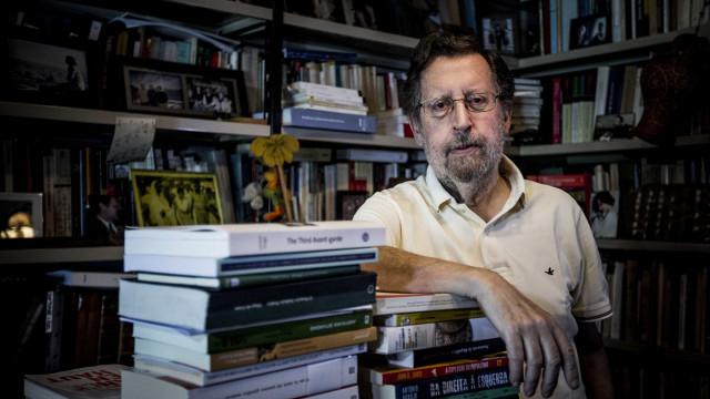 """Novo livro de António Hespanha fala do """"império sombra dos portugueses"""""""