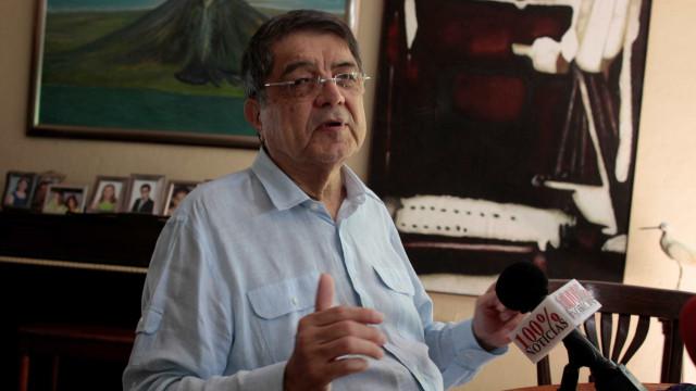 Sergio Ramírez espera ganhar um lugar entre portugueses com novas edições