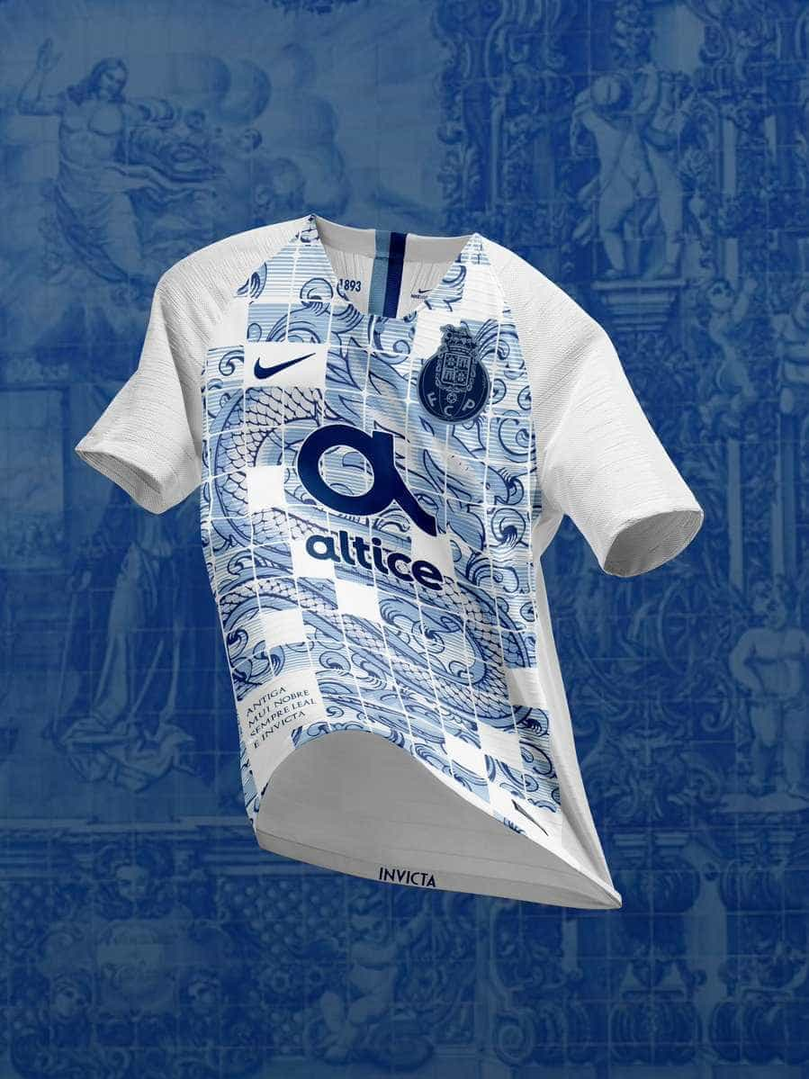 Melhor equipamento de sempre? Um projeto do kit 19/20 do FC Porto