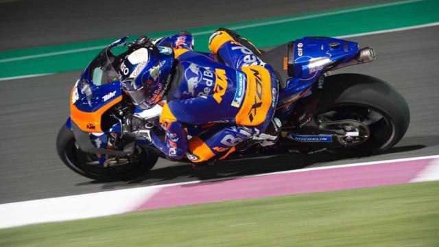 MotoGP: Saiba a que horas pode ver Miguel Oliveira em ação no domingo