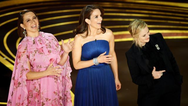 Os momentos de destaque da cerimónia dos Óscares