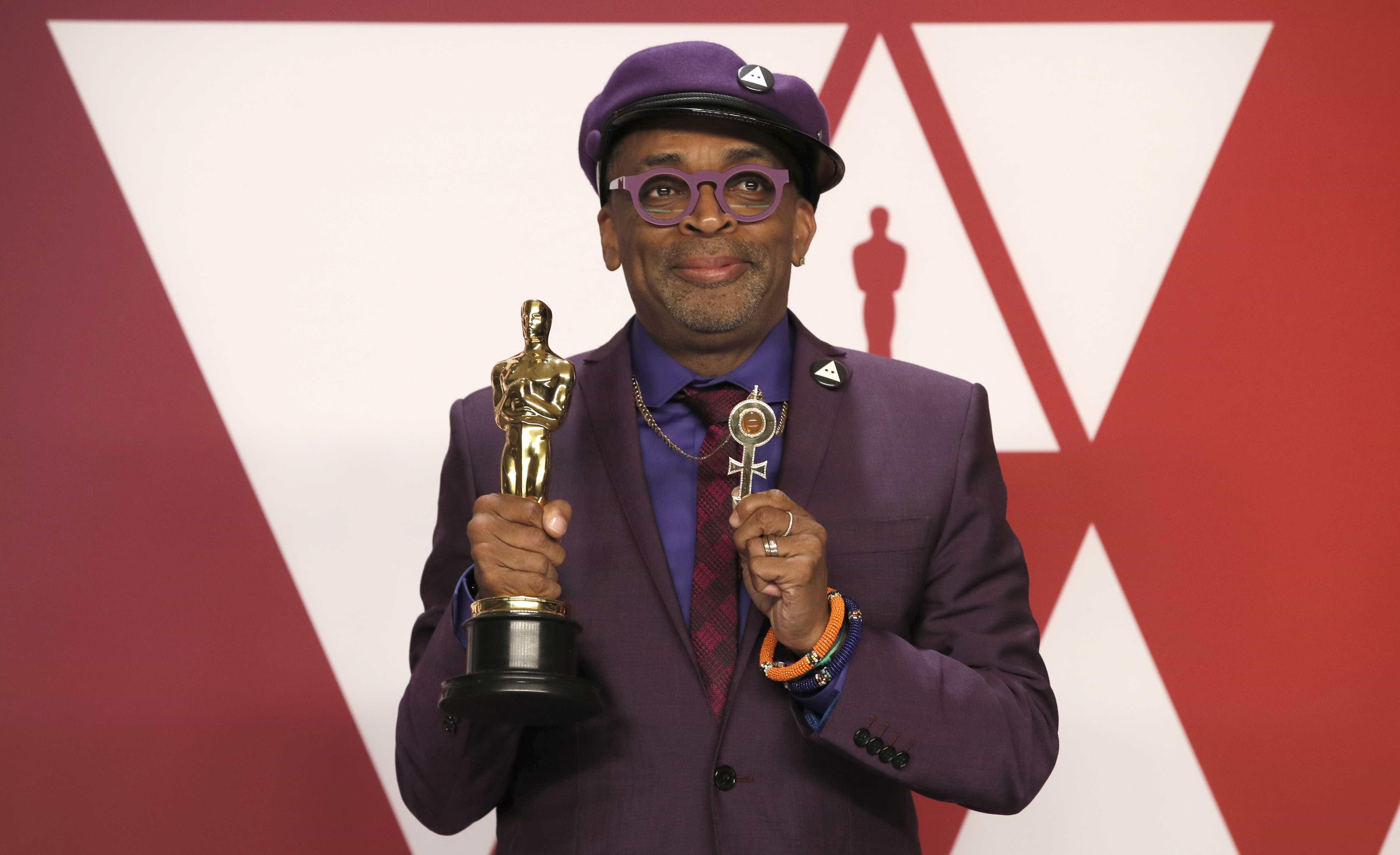 Spike Lee quis abandonar a gala ao saber que 'Green Book' era o vencedor