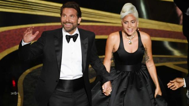 O que Lady Gaga e Bradley Cooper pensam dos rumores sobre romance
