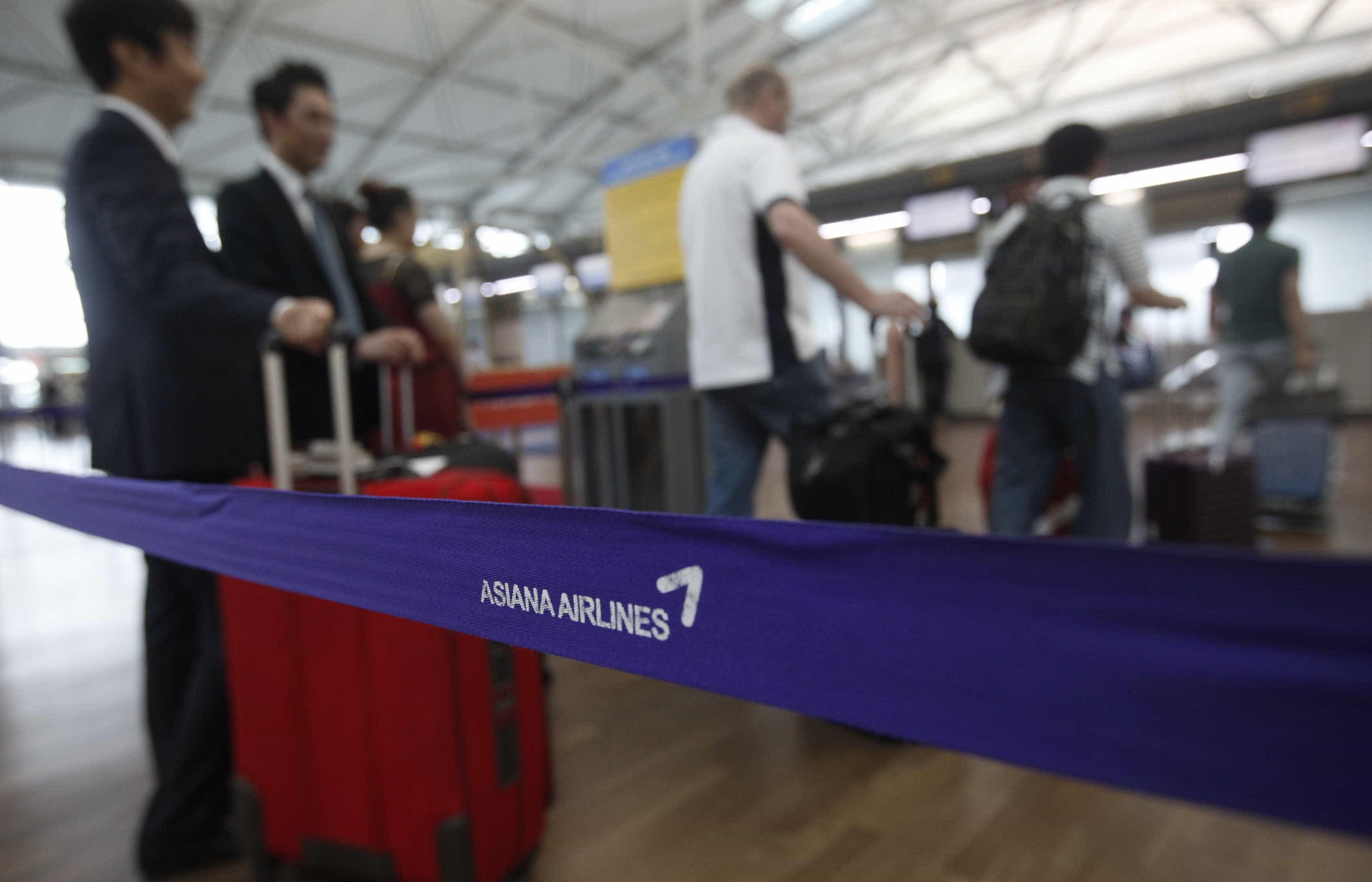 Família angolana vive há 60 dias no principal aeroporto da Coreia do Sul