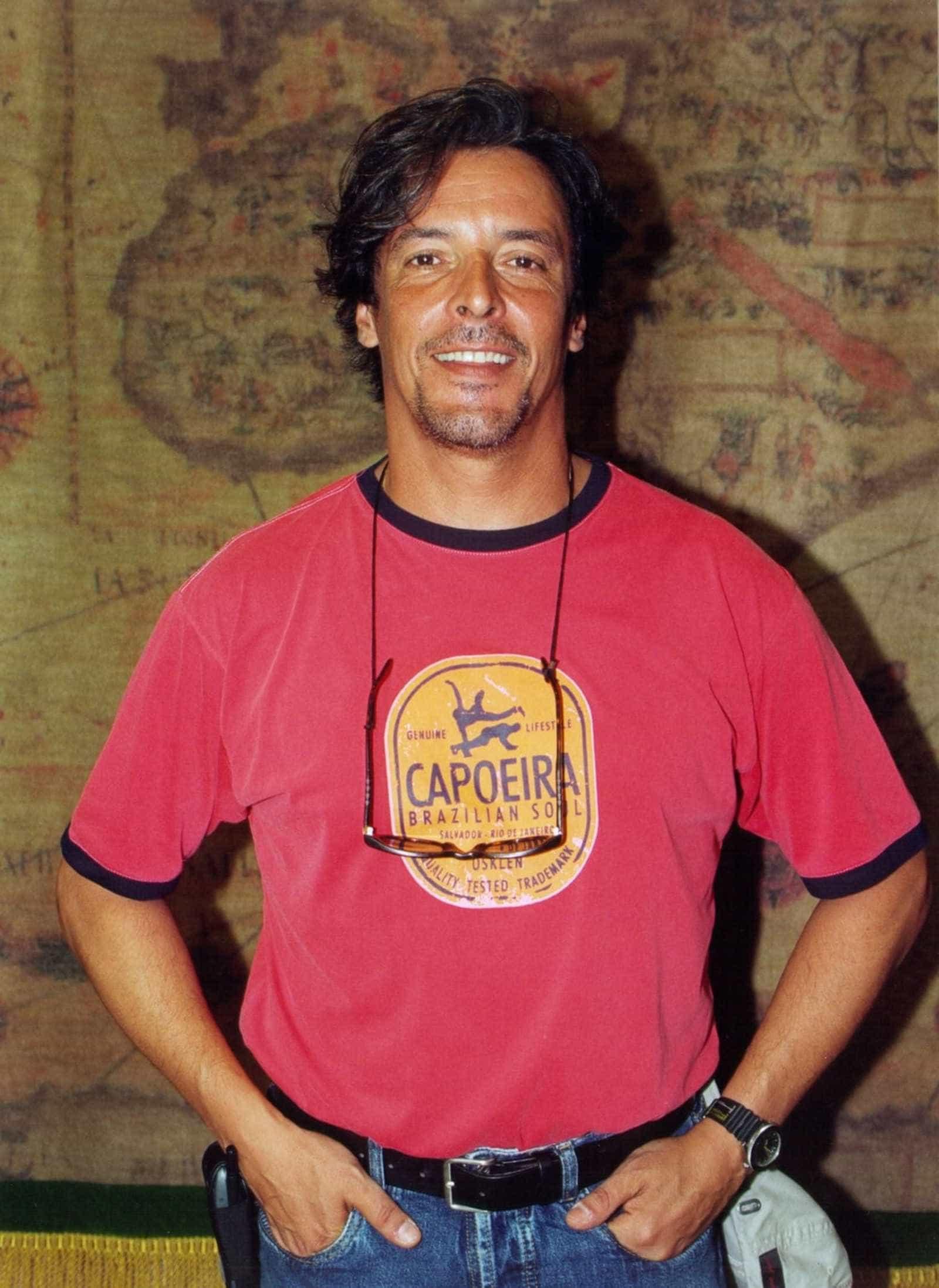 Morreu o ator brasileiro D'Artagnan Júnior