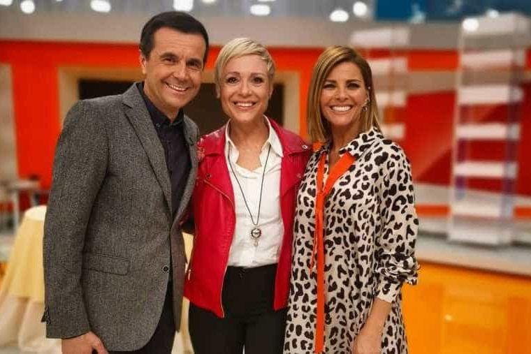 Cristina Ferreira e Sónia Araújo usam vestido igual (no mesmo dia e hora)