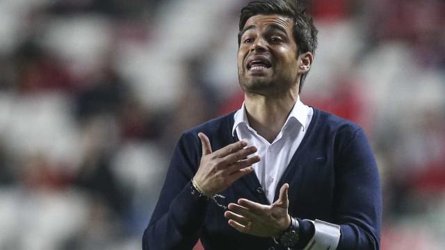 Oficial: Tiago Fernandes já não é treinador do Chaves