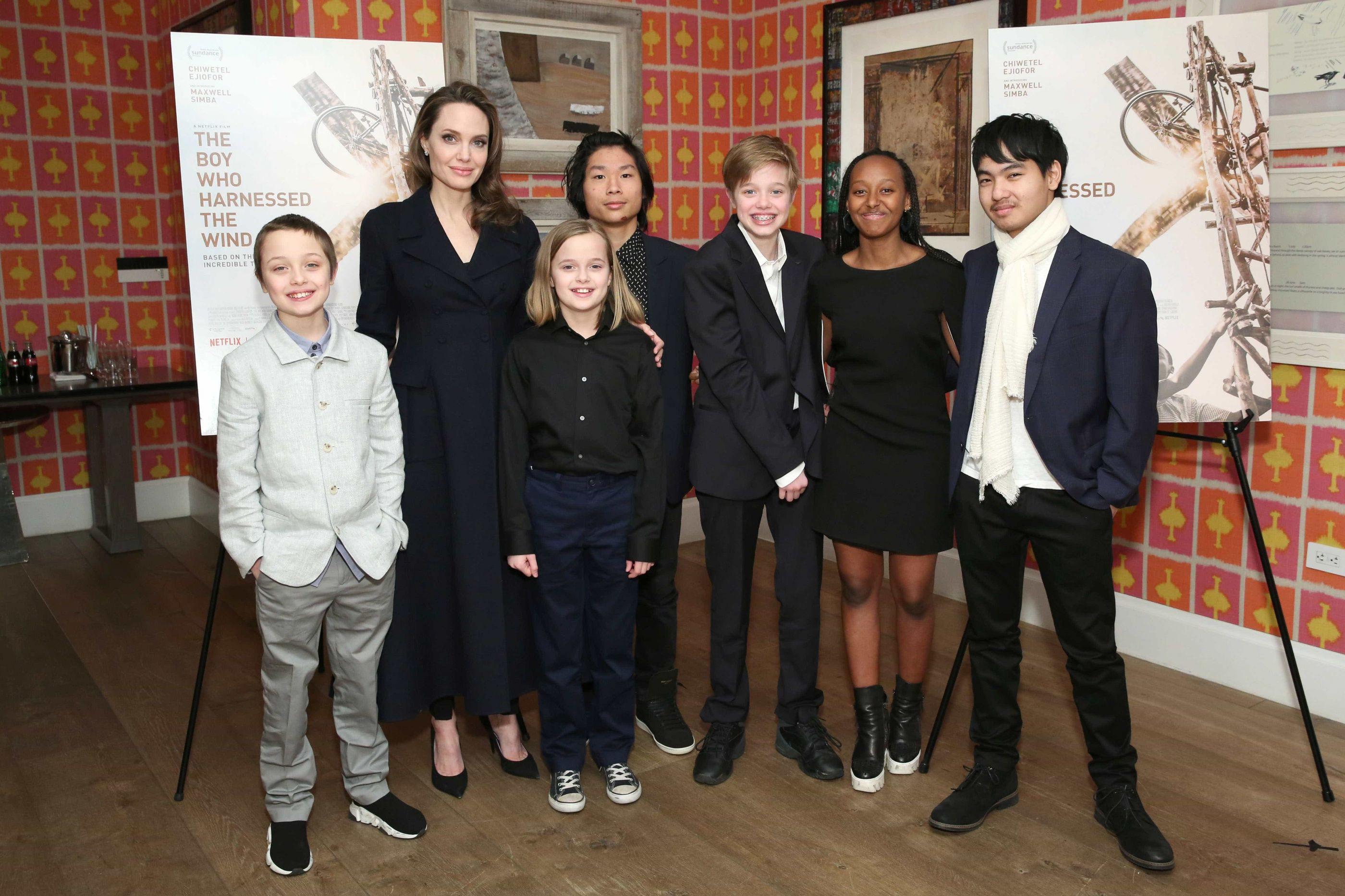 Angelina Jolie está a estragar os filhos com mimos? Para Brad Pitt, sim