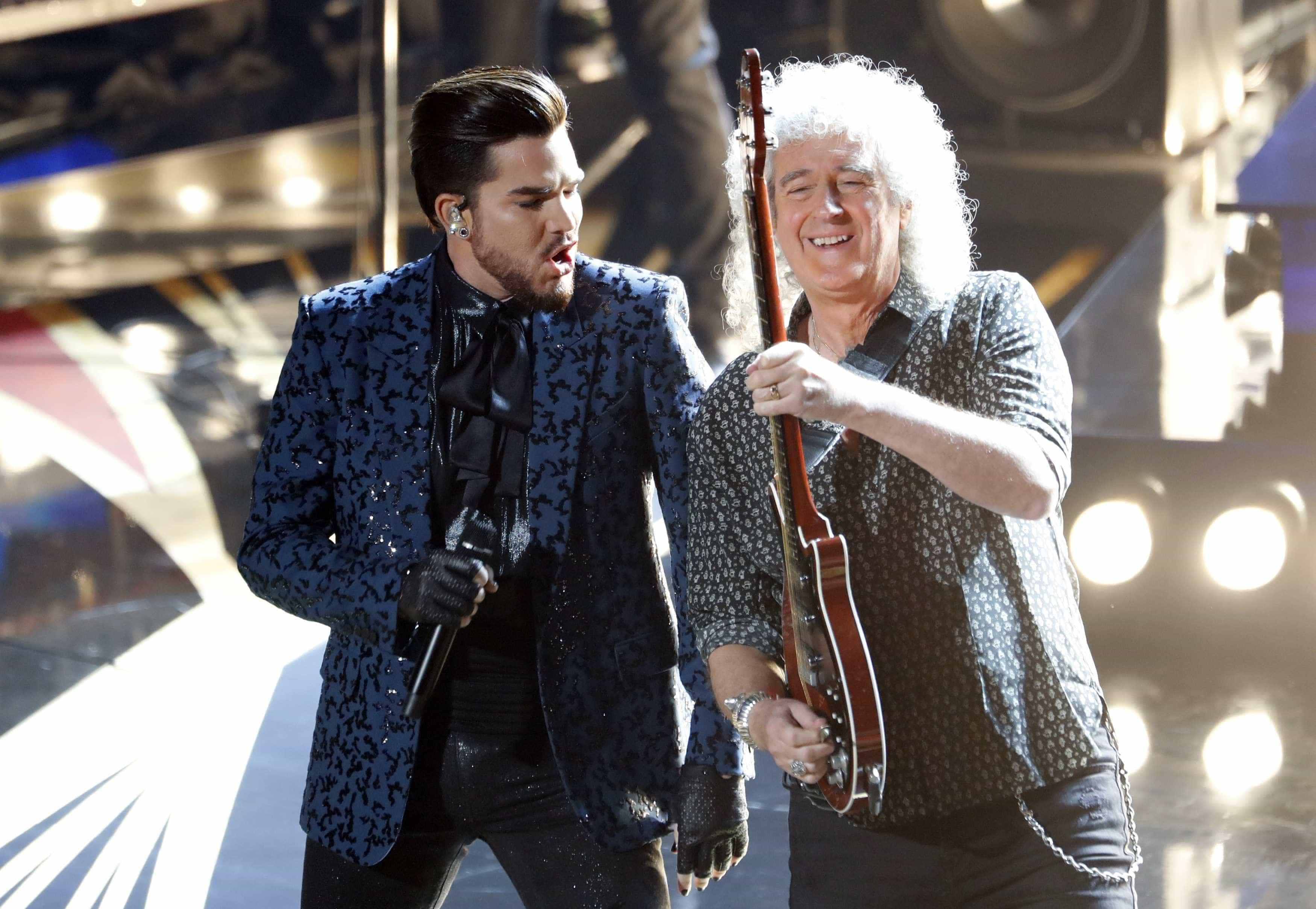 Após Óscares, Queen anunciam produção de novo documentário