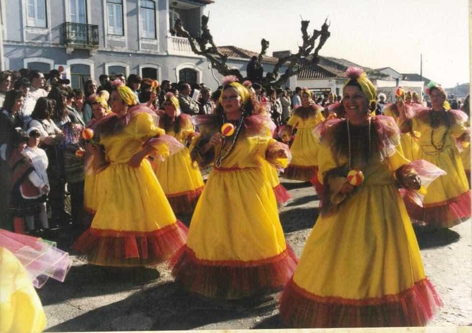 Carnaval da Vieira de Leiria regressa após 20 anos com 500 participantes