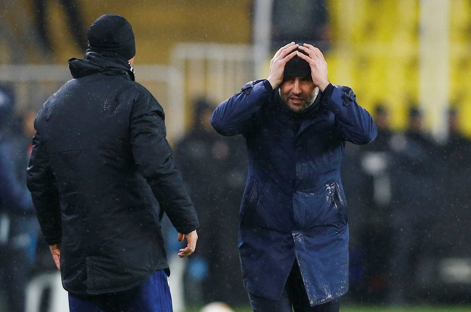Treinador do Dínamo Zagreb esteve na Luz e ficou... 'incrédulo'
