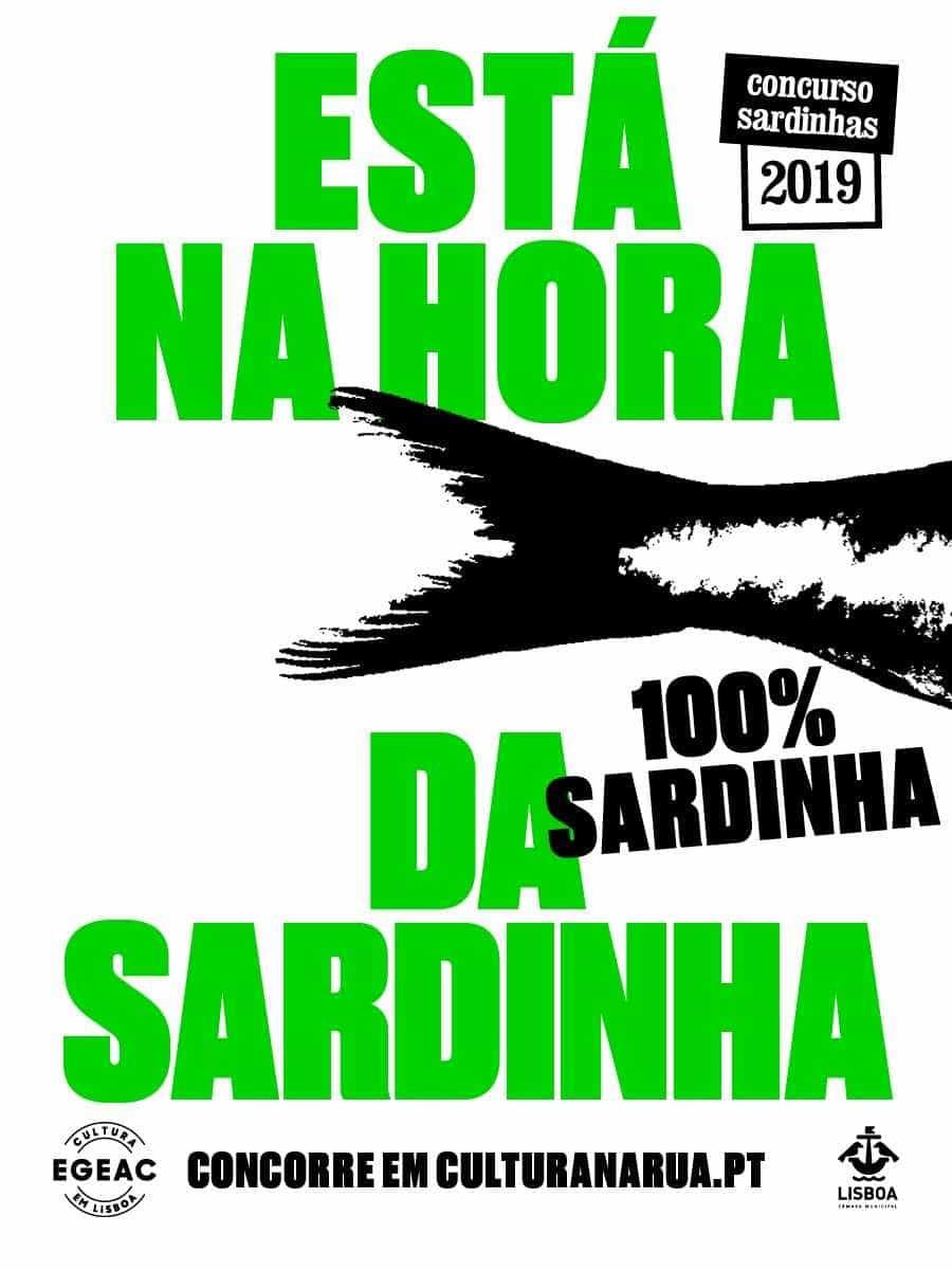 Quer ganhar 2 mil euros? Desenhe as sardinhas das Festas de Lisboa