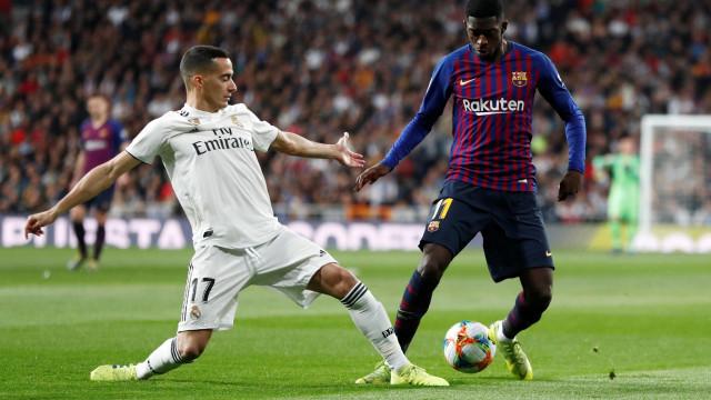 [0-2] Real Madrid-Barcelona: Mais um golo! Bis de Suaréz