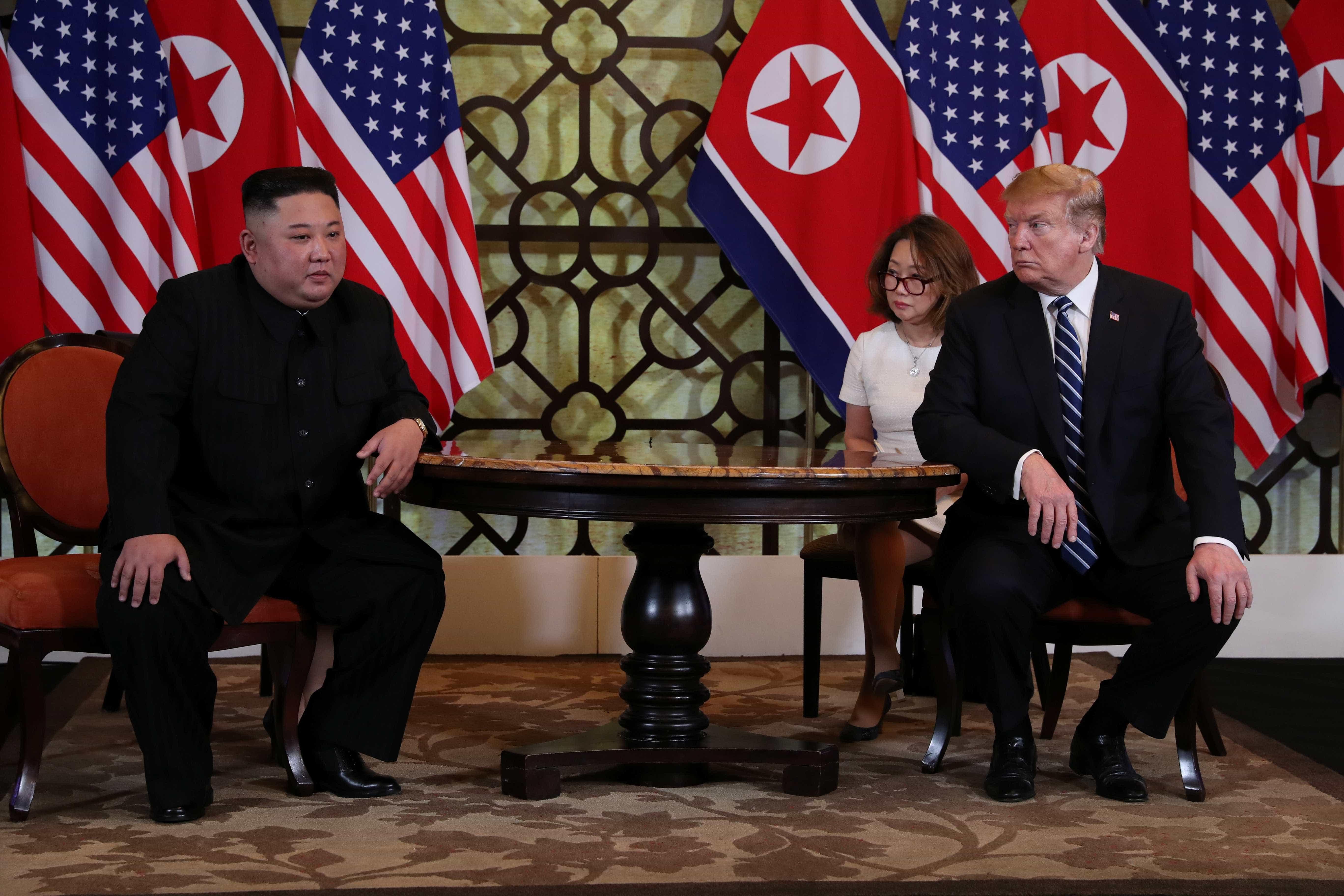 Kim Jong-un diz estar aberto a nova cimeira com Trump