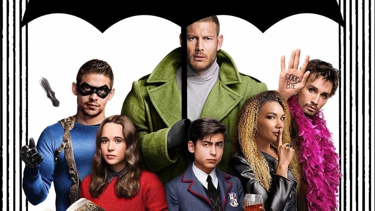 Netflix confirma segunda temporada de 'Umbrella Academy'