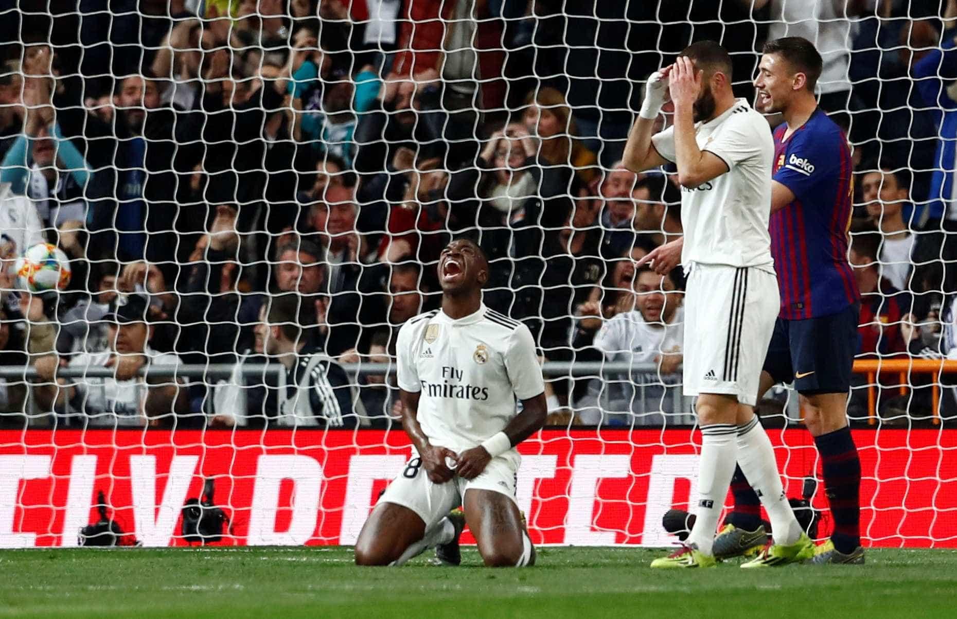 Barça humilhou Real Madrid e os adeptos perguntaram por... CR7