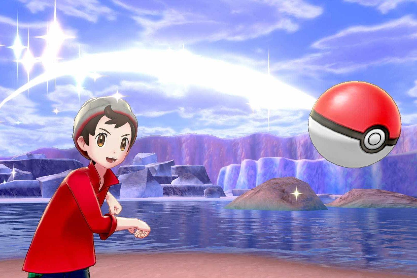 'Pokémon Sword' e 'Pokémon Shield'. As primeiras imagens dos novos jogos