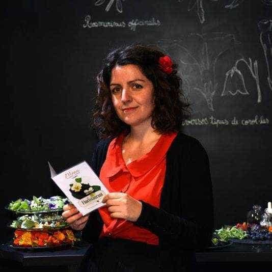 Portuguesa Marisa Benjamim no cartaz do festival dinamarquês Roskilde