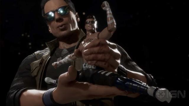Um dos lutadores mais conhecidos de 'Mortal Kombat' está de volta