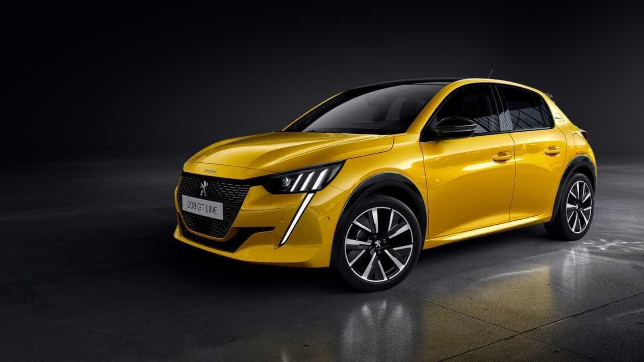 Revelado: Peugeot 208 surge de cara lavada e com versão elétrica