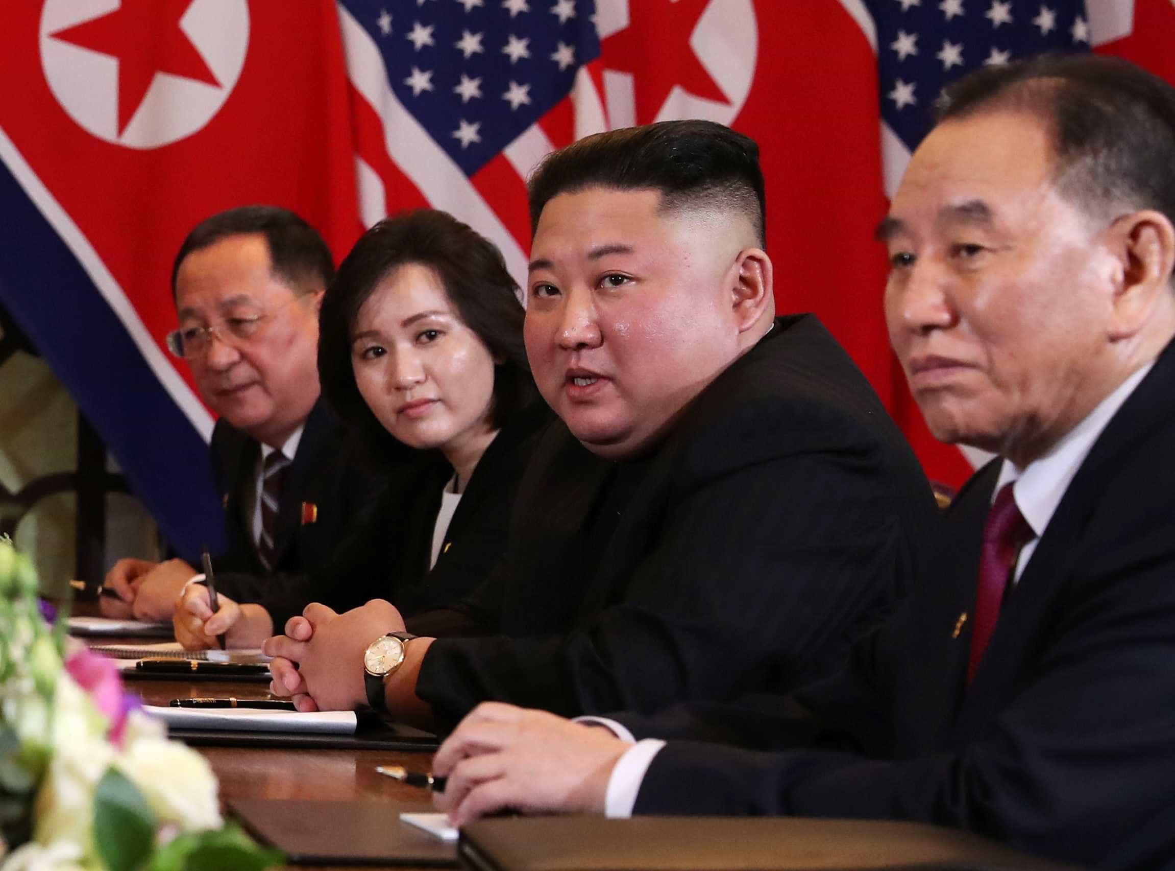 """Coreia do Norte desmente Trump e garante que fez uma """"proposta realista"""""""
