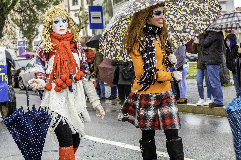 Vem aí um Carnaval molhado (por culpa de um anticiclone). Será abençoado?