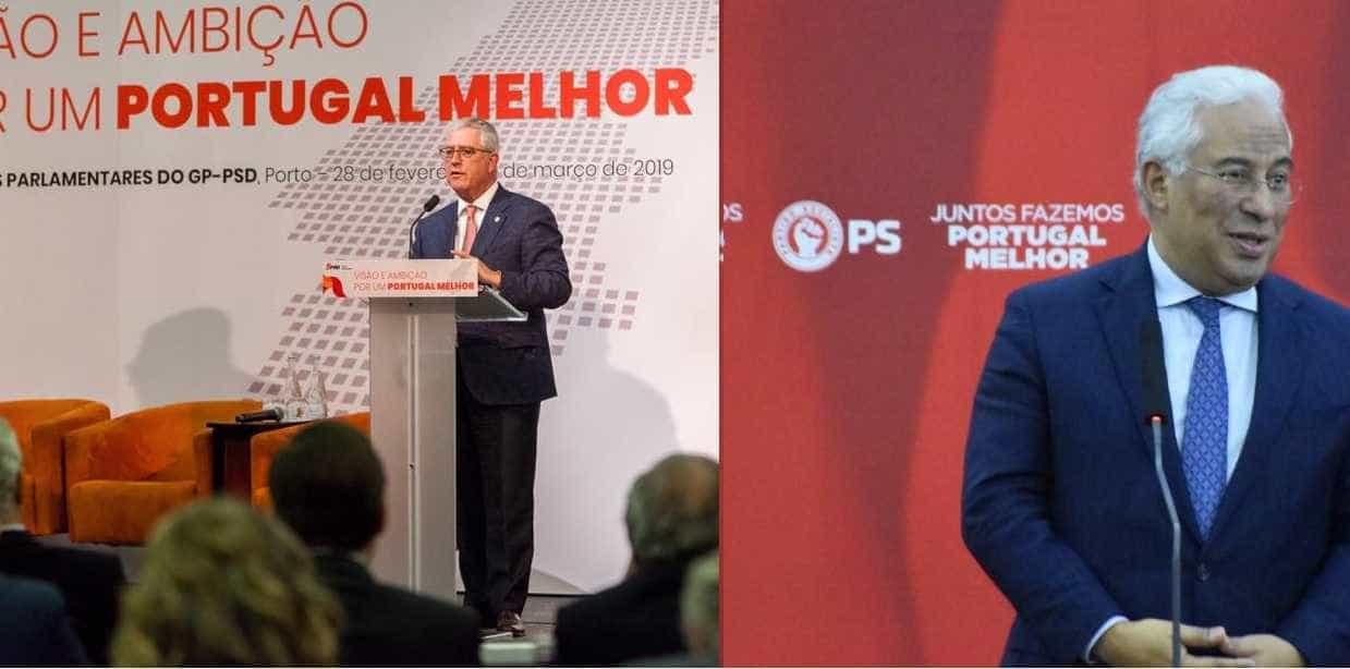 PSD quer 'Portugal melhor'. Mas PS já usava esse slogan. Coincidência?