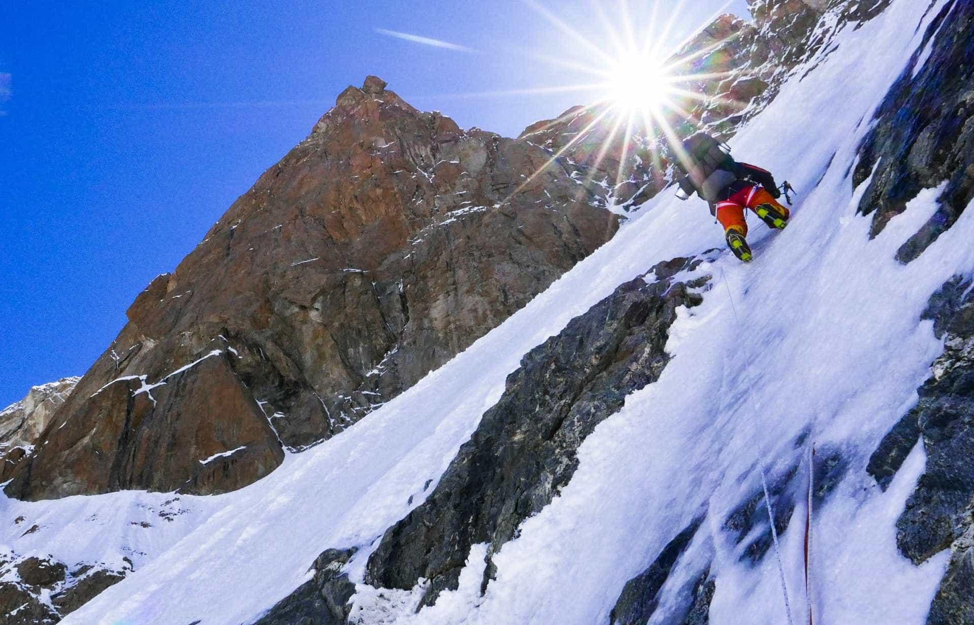 Alpinista cuja mãe morreu no K2, está desaparecido na 'Montanha da Morte'