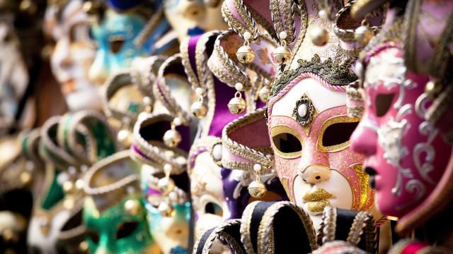 Neste Carnaval não escolha esta máscara, alerta GNR