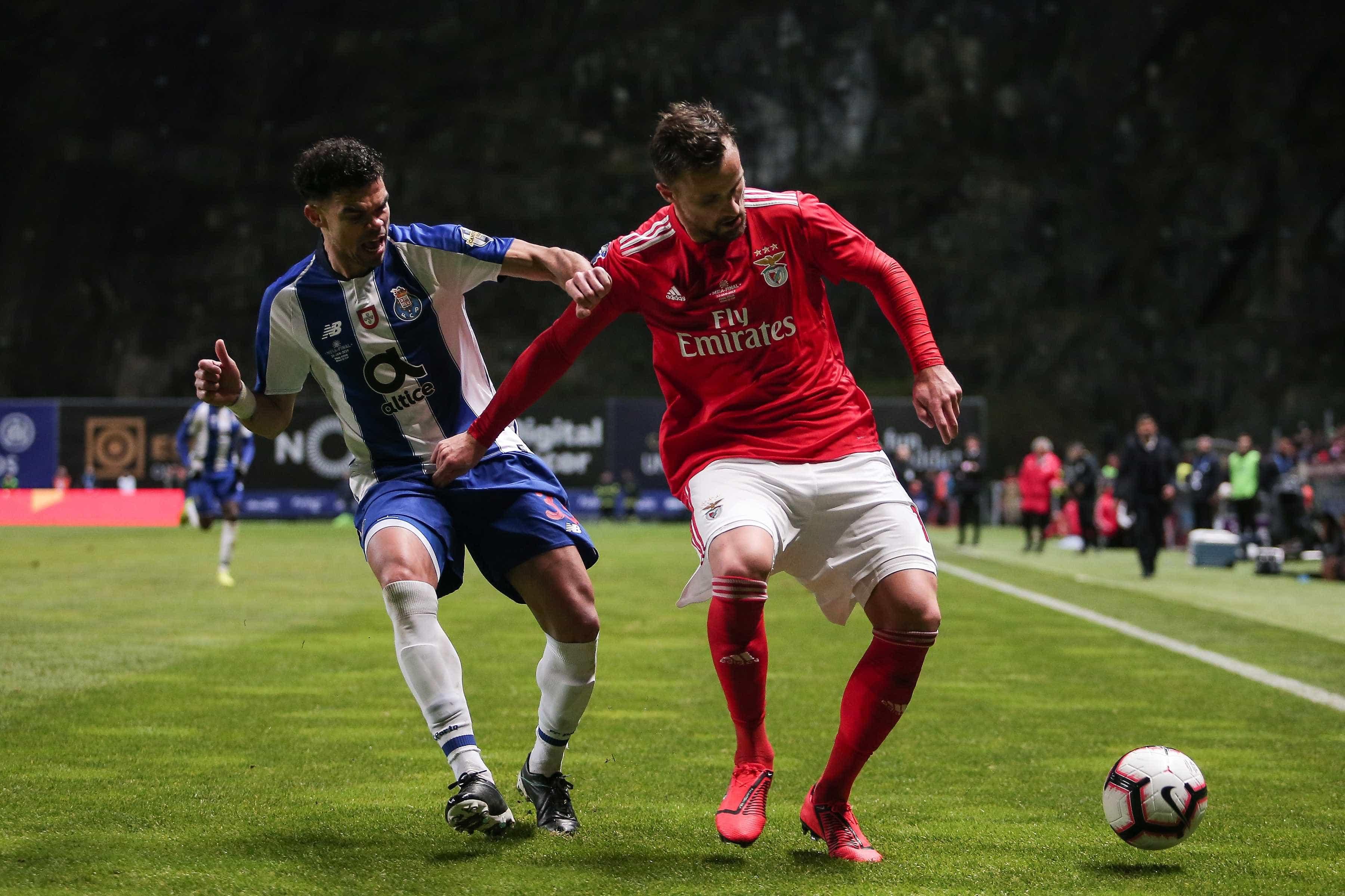 Benfica dispara 10% em bolsa após vitória contra o FC Porto