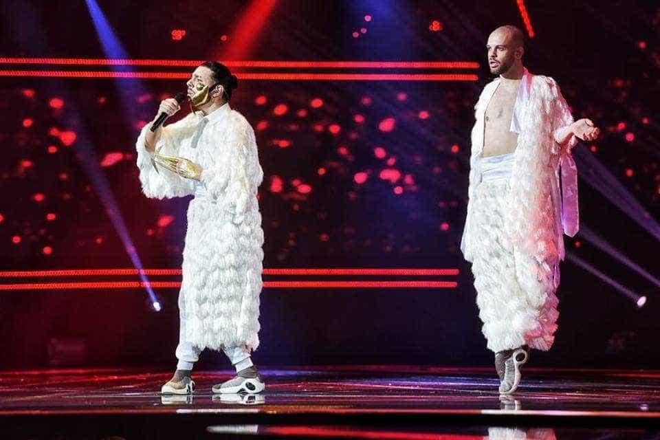 Conan Osiris desce nas previsões das casas de apostas da Eurovisão