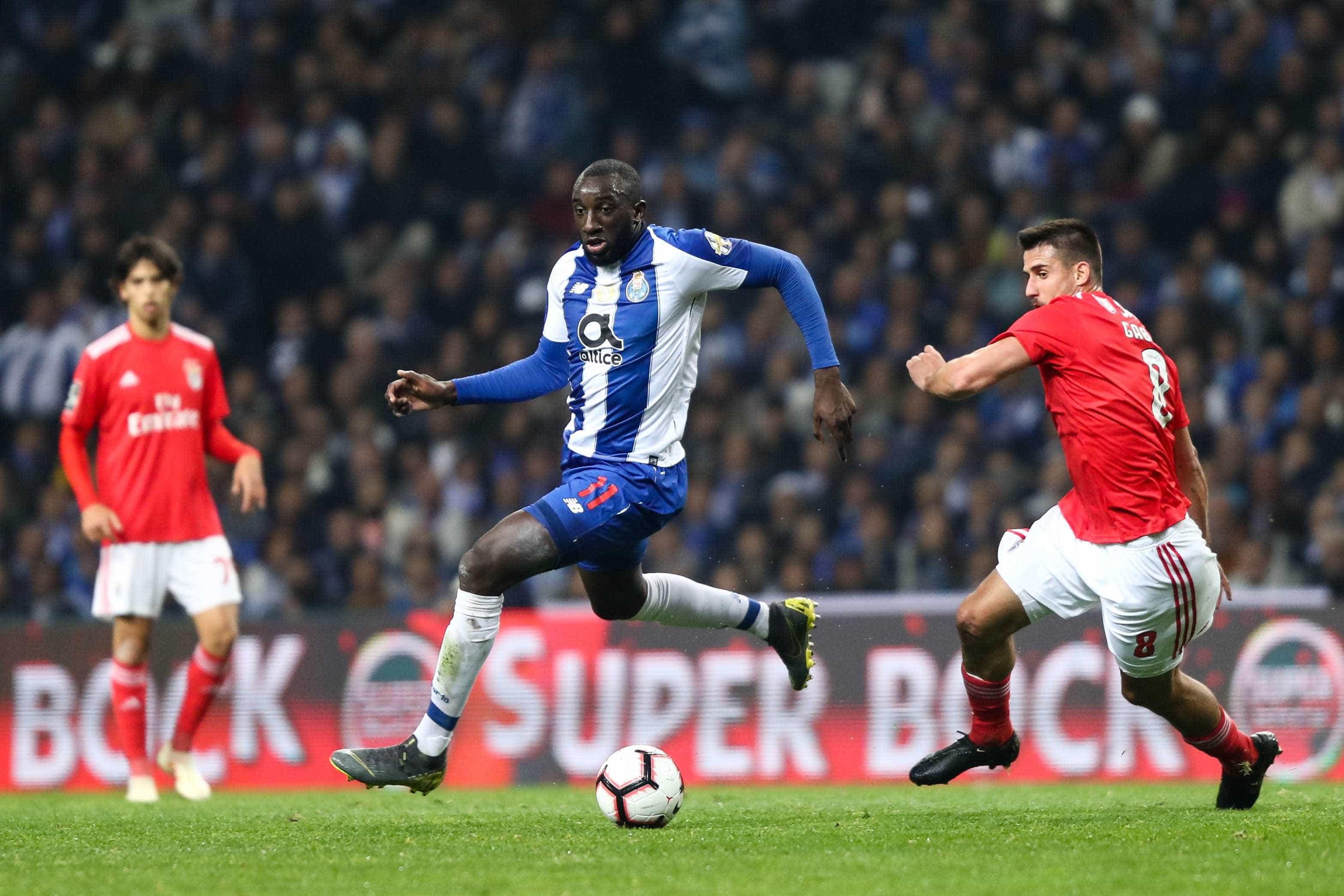 Após derrota no Clássico, Marega pede desculpa aos adeptos do FC Porto