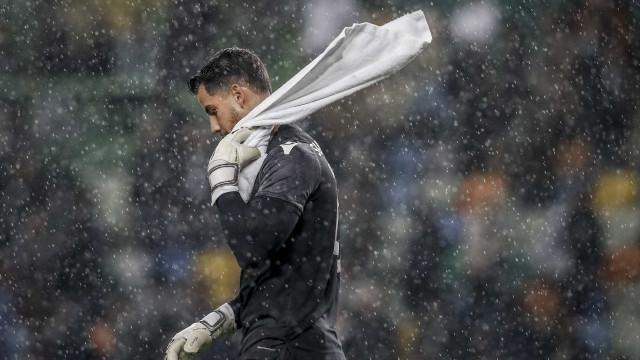 Sporting poderá operar uma 'revolução' na baliza para 2019/20