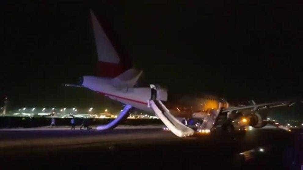 Explosão em avião assusta e encerra aeroporto de Londres durante horas