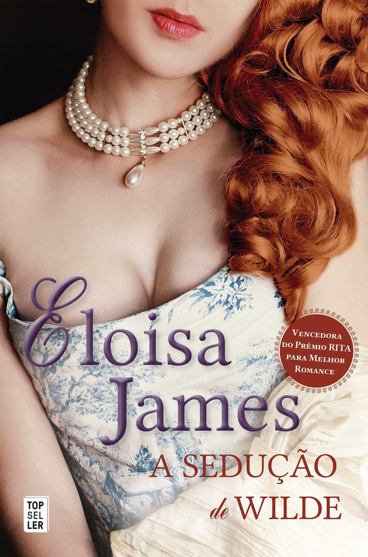 """""""Sensualidade"""" e """"humor"""" no novo romance da bestseller Eloisa James"""
