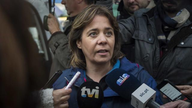 """A luta dos trabalhadores do Casino da Póvoa é """"um exemplo para o país"""""""
