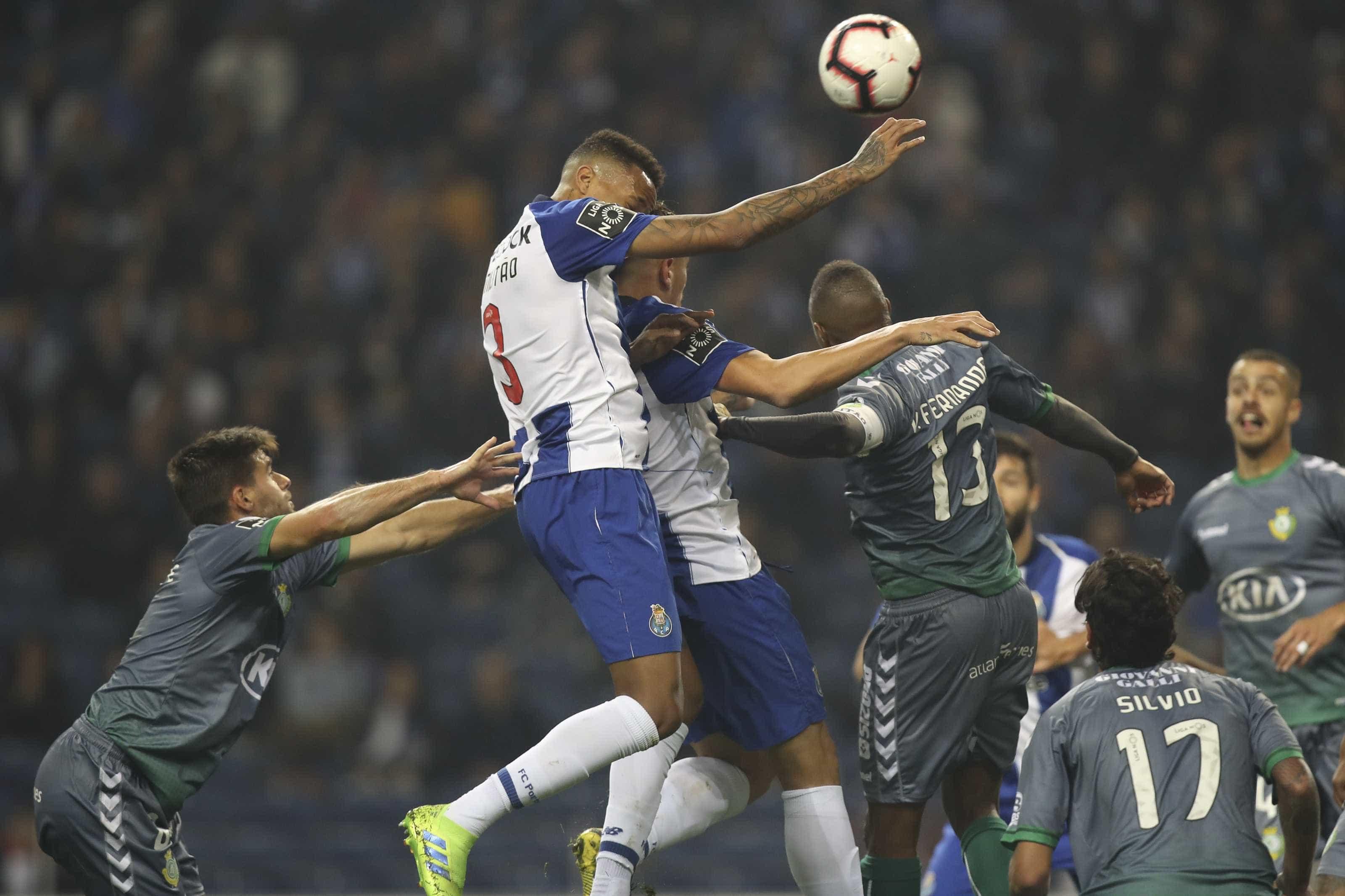 Embate com a Roma traz (pelo menos) duas mexidas no FC Porto