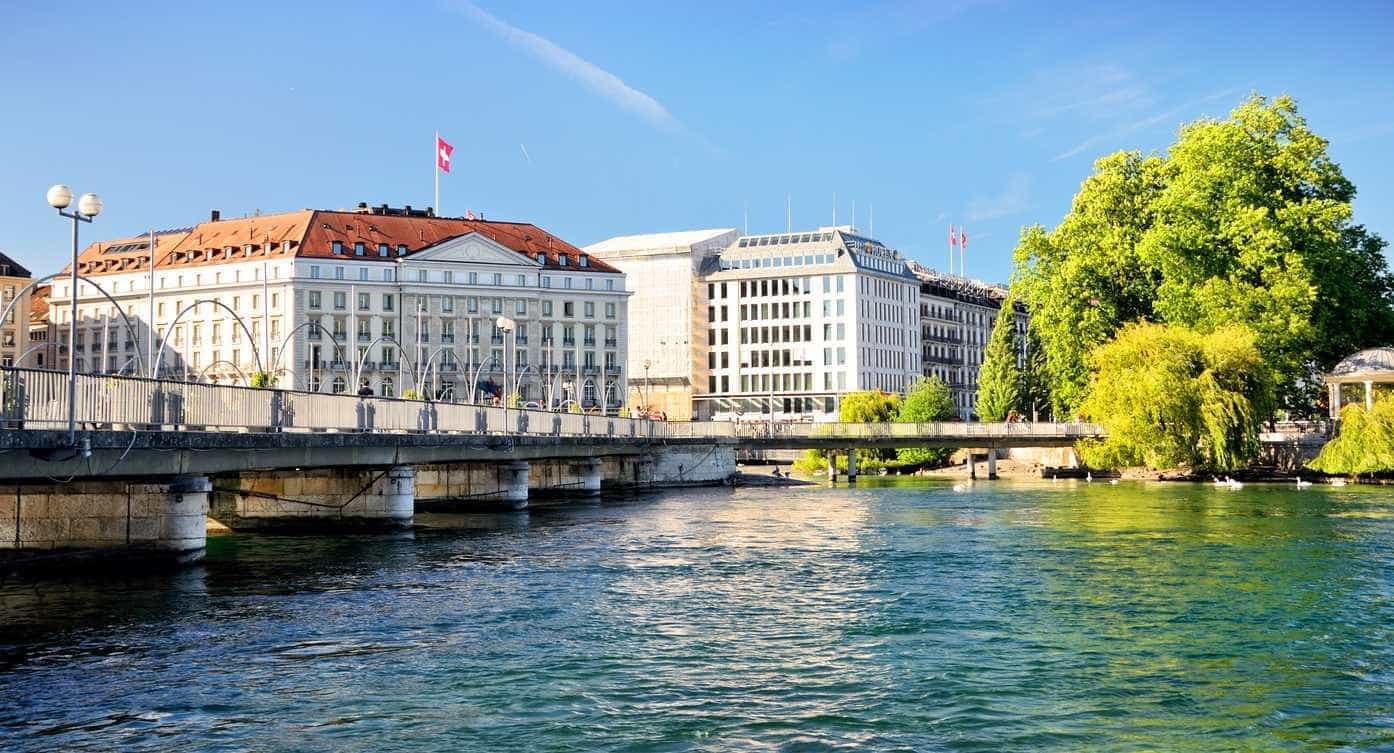 Jovem português encontrado morto no rio Rhône na Suíça