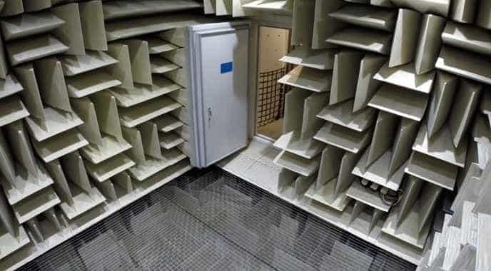 A silenciosa sala da Microsoft onde se pode ouvir o coração a bater