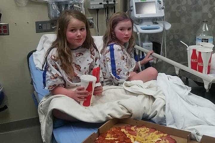 Irmãs encontradas vivas após 44 horas graças a treino de sobrevivência