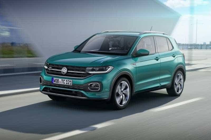 Novo Volkswagen T-Cross já esgotou e ainda não chegou ao mercado