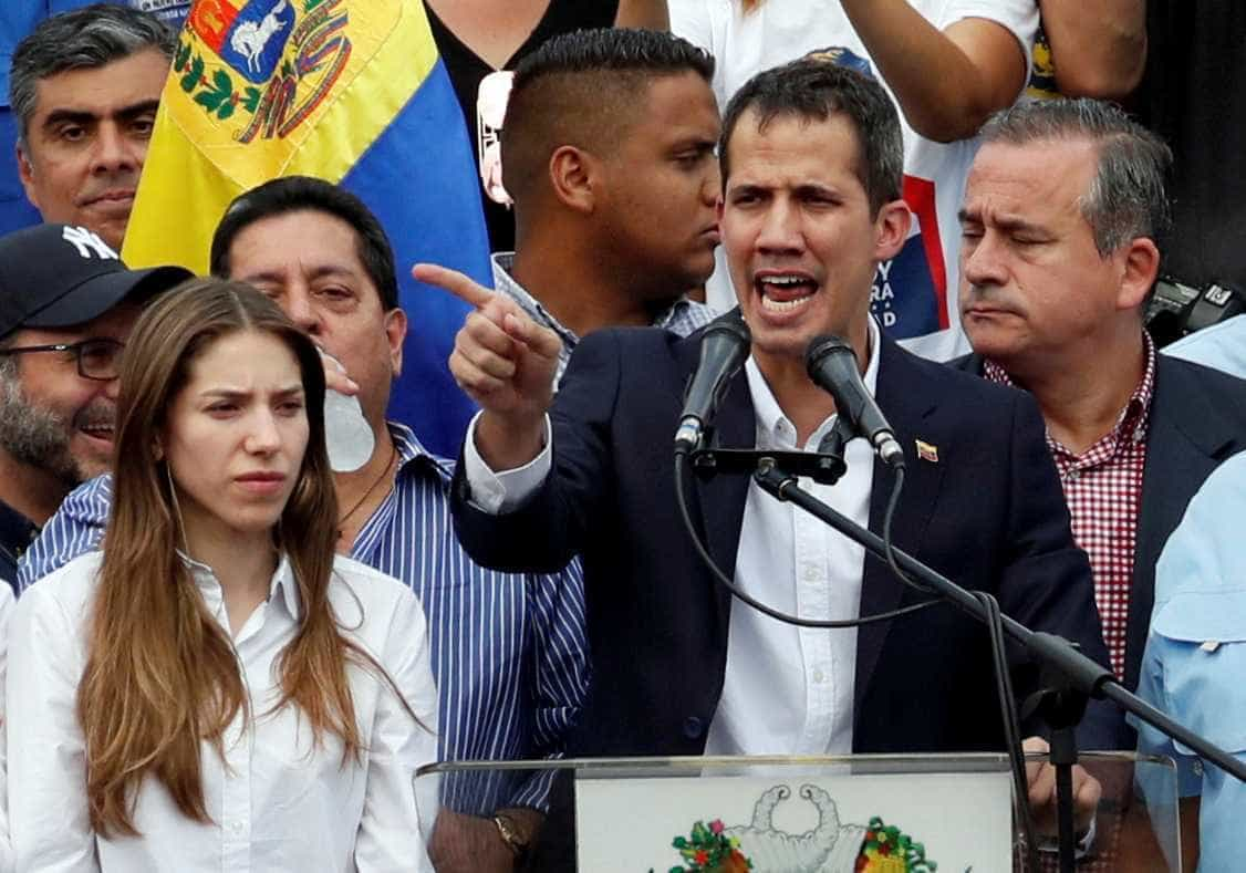 """Regime de Maduro não é de """"Esquerda"""" mas de """"assassinos"""""""