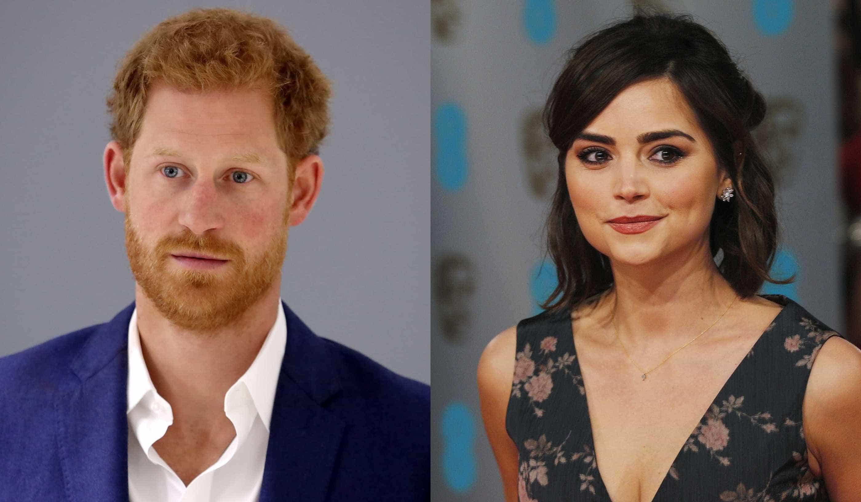 Ex-namorada do príncipe Harry faz sessão fotográfica... no palácio